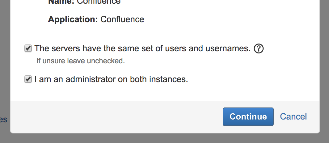 Figure: Configuring the Application Link to JIRA with OAuth Impersonation enabled